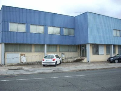 LOCAL INDUST. / ACTIVITES BELLIGNAT - 900 m2